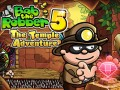 Jocuri Bob The Robber 5 Temple Adventure