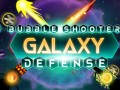 Jocuri Bubble Shooter Galaxy Defense