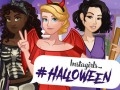 Jocuri Instagirls Halloween Dress Up