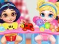 Jocuri Messy Baby Princess Cleanup