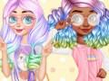 Jocuri Princesses Kawaii Looks and Manicure