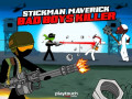 Jocuri Stickman Maverick: Bad Boys Killer