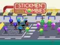 Jocuri Stickmen vs Zombies